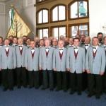 Der Chor 2008 im Rathaus