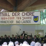 155 Jahre Männerchor Bad Lausick