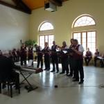 Gesangsensemble zum Frühlingskonzert 2012