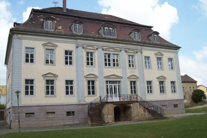 Das Herrenhaus in Steinbach