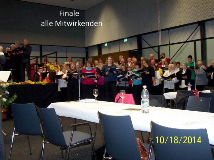 Chorfestival in Neukieritzsch