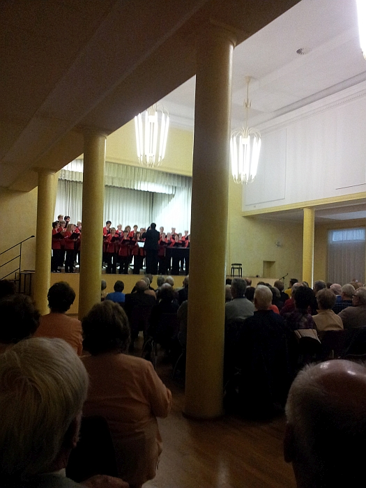 Chorfest des Wurzener Frauenchores 2016