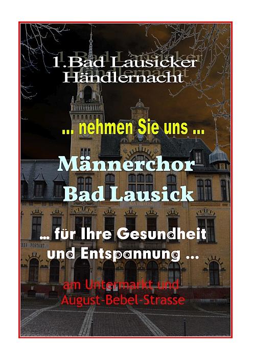 1. Händlernacht Bad Lausick